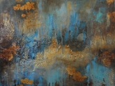 haldane-deep-blue-50-x-50-x-4cmoil-mixed-media-on-canvas