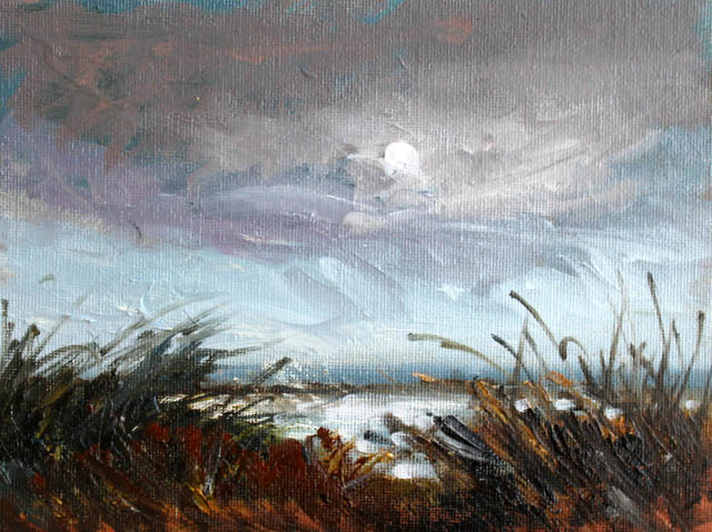 norfolk-holm-dunes-oil-on-board-15x20-cm