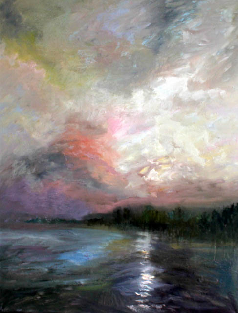scotland-sunset-western-isles-scotland-oil-on-canvas-91x70-cm